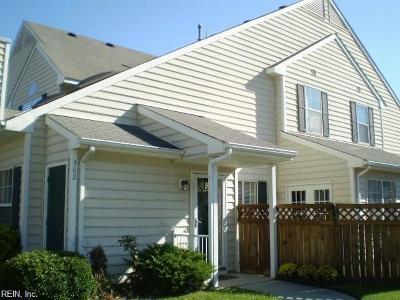 Yorktown Single Family Home New Listing: 302 Hamlet Ct