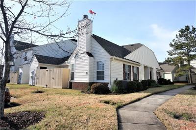 Chesapeake Single Family Home New Listing: 2908 Big Bend Dr