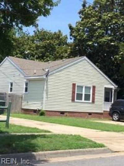 Rental New Listing: 2415 Courtney Ave