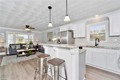 Portsmouth Single Family Home New Listing: 1929 Laigh Cir
