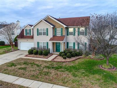 Portsmouth Single Family Home New Listing: 4310 Heron Pt