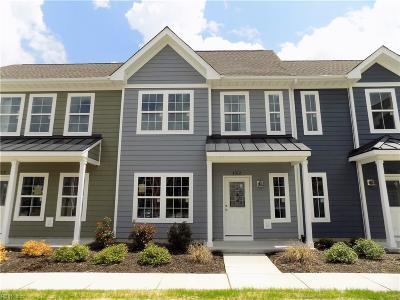 Chesapeake Single Family Home New Listing: 4312 Alvahmartin Way