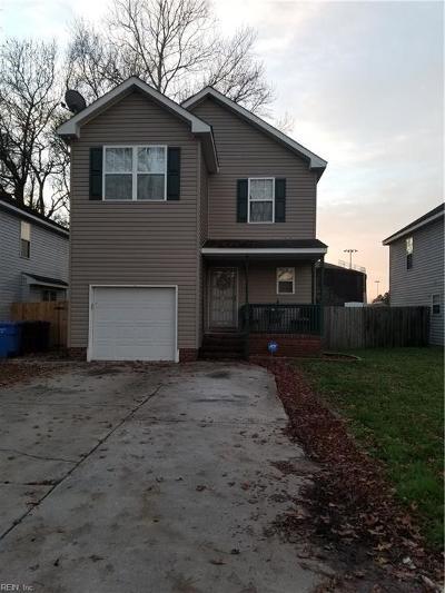 Single Family Home New Listing: 1041 Oldwood St