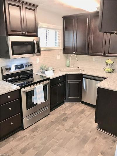 Portsmouth Single Family Home New Listing: 501 Kent Dr