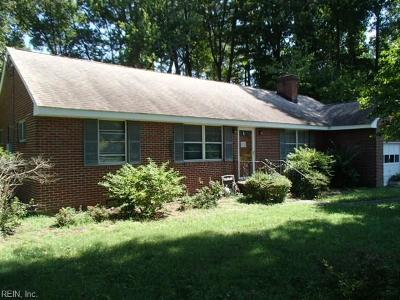Hampton Single Family Home New Listing: 151 Saunders Rd