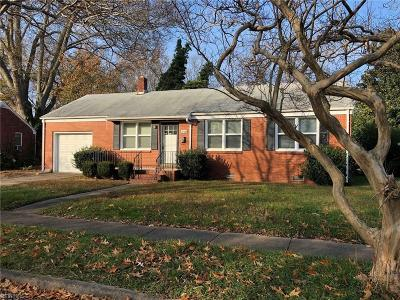 Rental New Listing: 7809 Caribou Ave