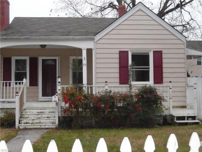Hampton Single Family Home Under Contract: 19 Taylor Rd