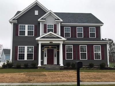 Suffolk Single Family Home New Listing: 109 Sandalwood Ln