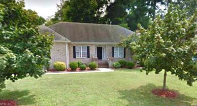 Virginia Beach Single Family Home New Listing: 5317 Larkins Lair Ct