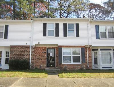 Portsmouth Single Family Home New Listing: 4231 Morgate Ln