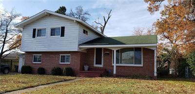 Norfolk Single Family Home New Listing: 8101 Ridgefield Dr