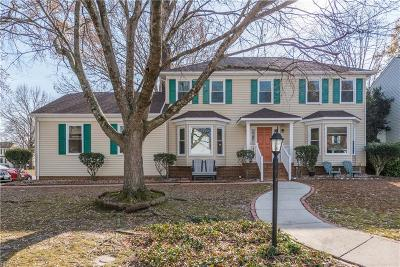 Virginia Beach Single Family Home New Listing: 4571 Intervale Ct