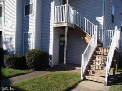 Virginia Beach VA Single Family Home New Listing: $44,000