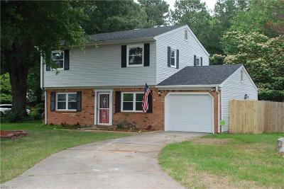Virginia Beach Single Family Home New Listing: 1221 Berwyn Rd