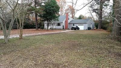 Hampton Single Family Home Under Contract: 432 Whealton Rd