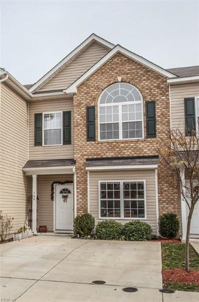 Newport News Single Family Home New Listing: 364 Fort St
