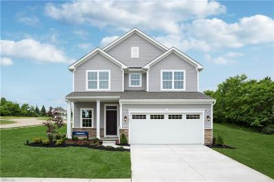 Yorktown Single Family Home New Listing: 101 Silverlake Rn