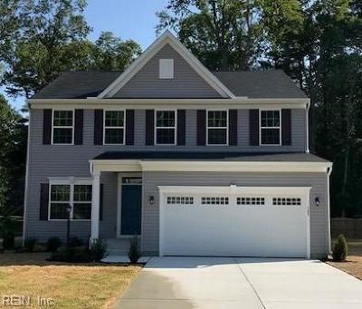 Yorktown Single Family Home New Listing: 109 Silverlake Rn