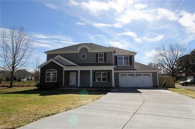 Chesapeake Single Family Home New Listing: 1249 Fentress Rd