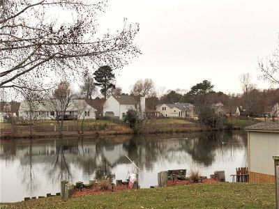 Chesapeake Single Family Home New Listing: 1147 Killington Arch