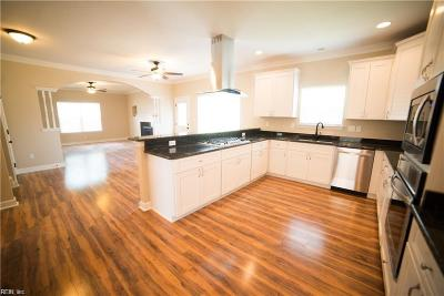 Newport News Single Family Home New Listing: 5919-A Orcutt Ave