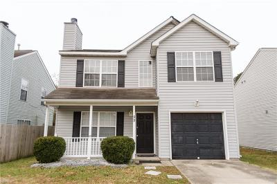 Newport News Single Family Home New Listing: 99 Richneck Rd