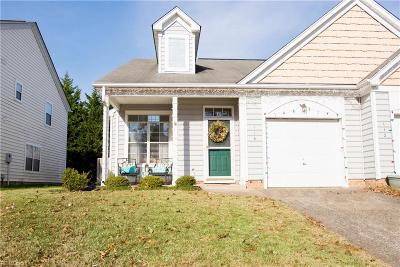 Yorktown Single Family Home New Listing: 114 Rollins Way