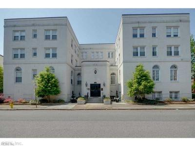 Norfolk Single Family Home New Listing: 641 Redgate Avenue Ave #203