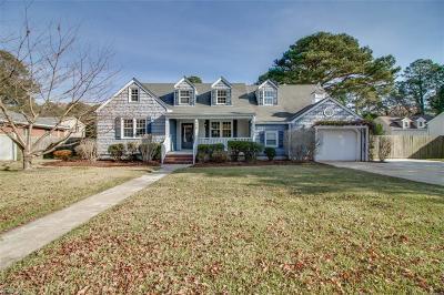 Norfolk Single Family Home New Listing: 536 Suburban Pw