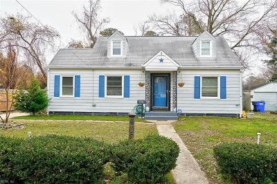Norfolk Single Family Home New Listing: 407 Fresh Meadow Rd
