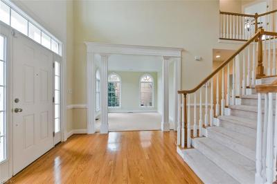 Chesapeake Single Family Home New Listing: 133 Avonlea Dr
