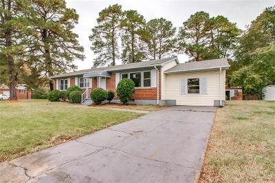 Portsmouth Single Family Home New Listing: 1128 Horne Ave
