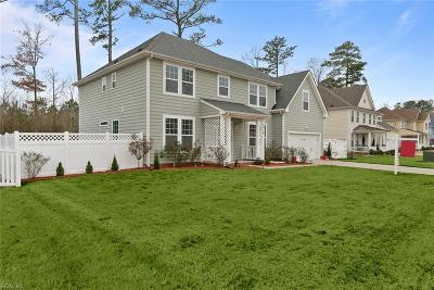 Chesapeake Single Family Home New Listing: 4716 Brians Way