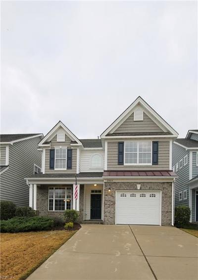 Suffolk Single Family Home New Listing: 2004 Silver Charm Cir