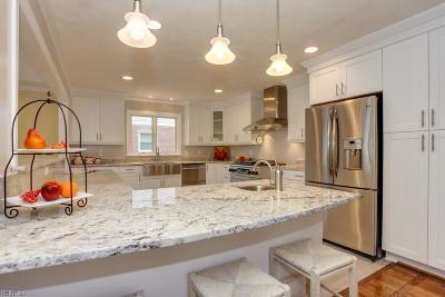 Norfolk Single Family Home New Listing: 512 Kenosha Ave