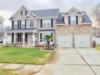 Single Family Home New Listing: 1327 Waycroft Rch