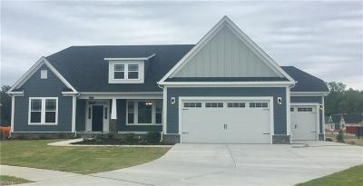 Single Family Home New Listing: Lot120 Last Harvest Cres