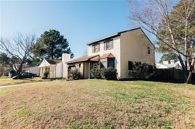 Single Family Home New Listing: 835 Crashaw St