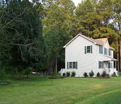Single Family Home New Listing: 3920 N Landing Rd