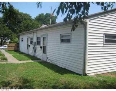 Norfolk VA Multi Family Home For Sale: $189,900