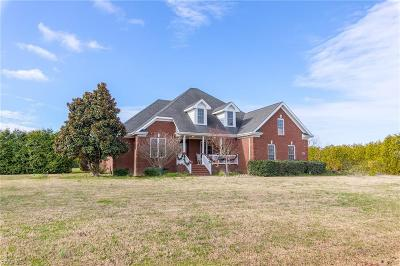 Pungo Residential For Sale: 601 Planters Ct