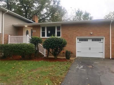 Norfolk Residential For Sale: 6467 Knox Rd
