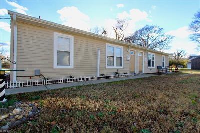 Virginia Beach Multi Family Home Under Contract: 309 N Oceana Blvd