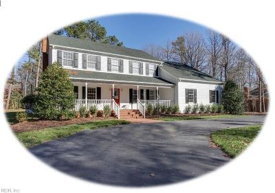 Fords Colony Residential New Listing: 119 Montrose