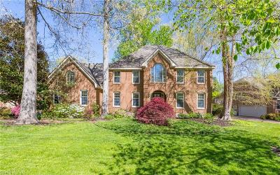 Residential Under Contract: 3105 Bishopsgate Ct