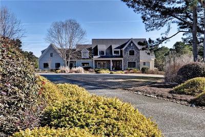 Williamsburg Residential For Sale: 2720 Jockeys Neck Trl