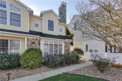 Virginia Beach Residential For Sale: 312 34th St #103