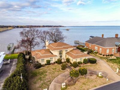 Suffolk Residential For Sale: 105 Riverside Dr