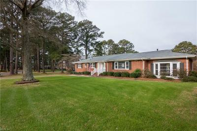 Portsmouth Residential Under Contract: 1108 Melvin Dr