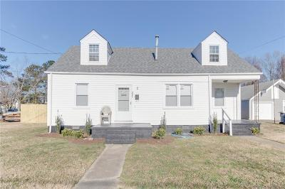 Norfolk Multi Family Home For Sale: 4544 Bankhead Ave